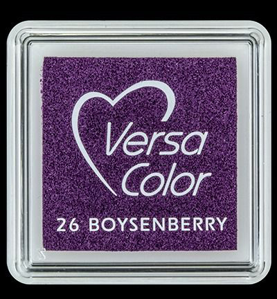 VS-000-026 Versa-color inkpads small Boysenberry