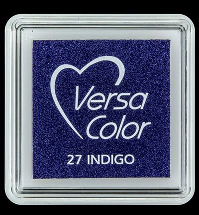 VS-000-027 Versa-color inkpads small Indigo