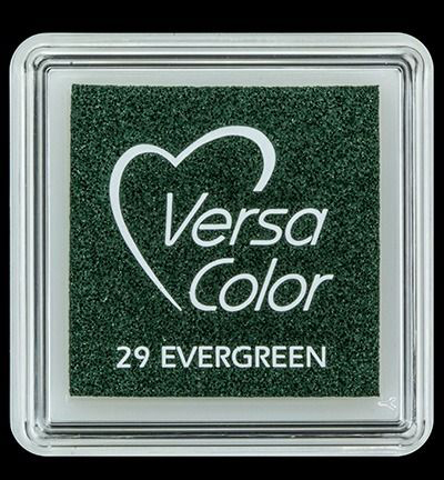 VS-000-029 Versa-color inkpads small Evergreen