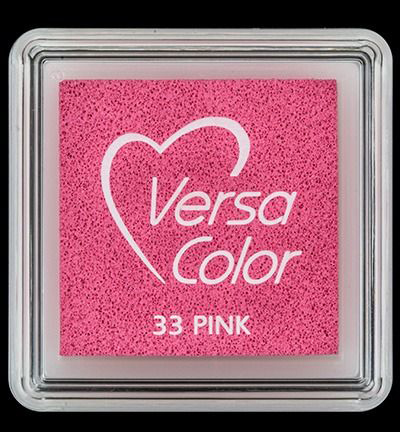 VS-000-033 Versa-color inkpads small Pink