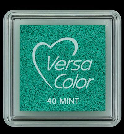 VS-000-040 Versa-color inkpads small Mint