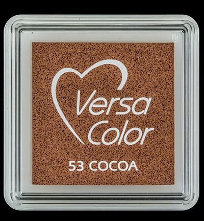VS-000-053 Versa-color inkpads small Cocoa