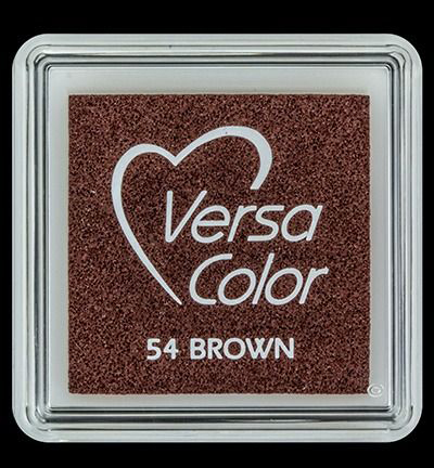 VS-000-054 Versa-color inkpads small Brown