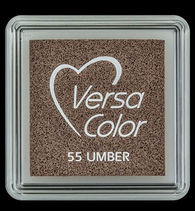 VS-000-055 Versa-color inkpads small Umber