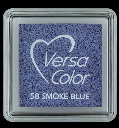 VS-000-058 Versa-color inkpads small Smoke blue