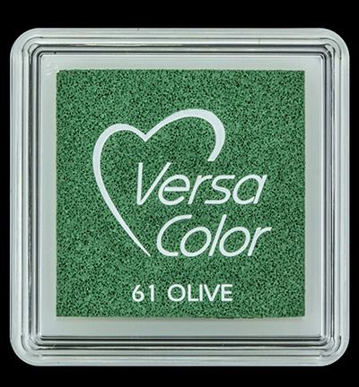 VS-000-061 Versa-color inkpads small Olive