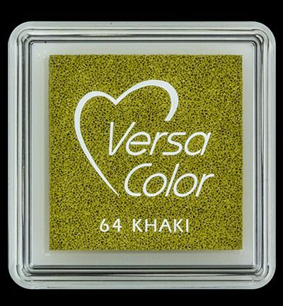 VS-000-064 Versa-color inkpads small Khaki