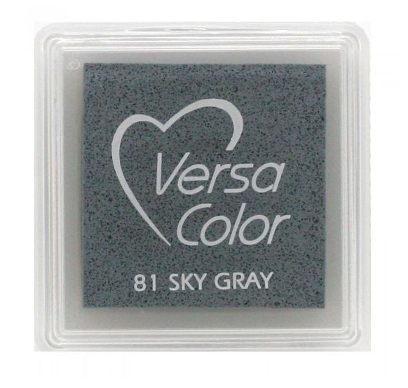 VS-000-081 Versa-color inkpads small Sky Gray