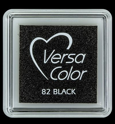 VS-000-082 Versa-color inkpads small Black