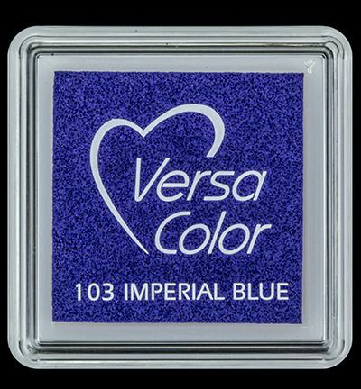 VS-000-103 Versa-color inkpads small Imperial Blue