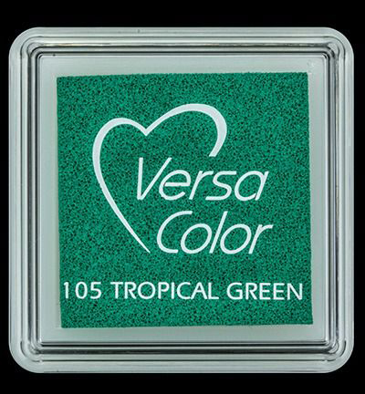 VS-000-105 Versa-color inkpads small Tropical green