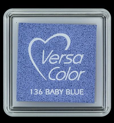 VS-000-136 Versa-color inkpads small Baby blue