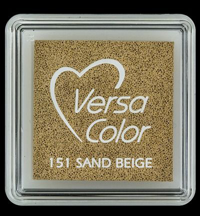 VS-000-151 Versa-color inkpads small Sand Beide