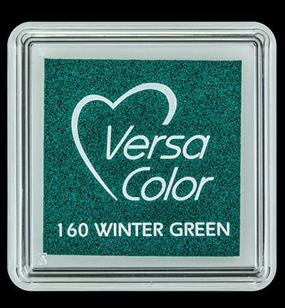 VS-000-160 Versa-color inkpads small Wintergreen