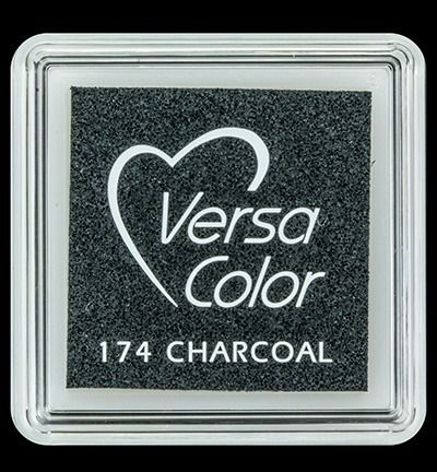 VS-000-174 Versa-color inkpads small Charcoal