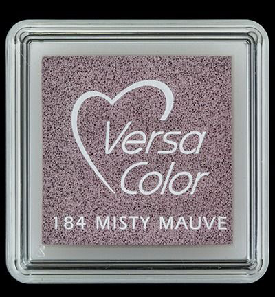 VS-000-184 Versa-color inkpads small Misty Mauve