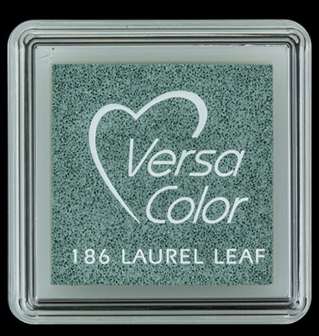 VS-000-186 Versa-color inkpads small Lurel Leaf