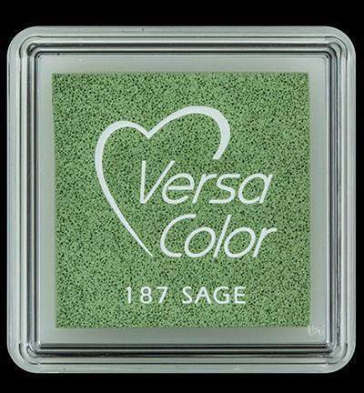 VS-000-187 Versa-color inkpads small Sage